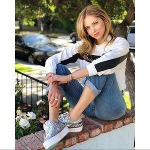 Chiara Ferragni x Converse Platform Sneakers